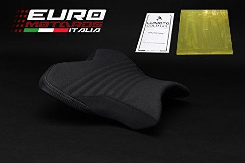 Yamaha R1 2015-2017 Luimoto Race Tec-Grip Suede Seat Cover New  Gel Pad