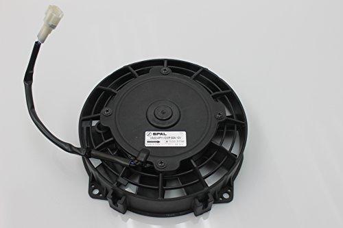 Spal 12V OE Radiator Fan Motor Yamaha 00-06 Big Bear 400 VA22-AP11CWP-50A 65