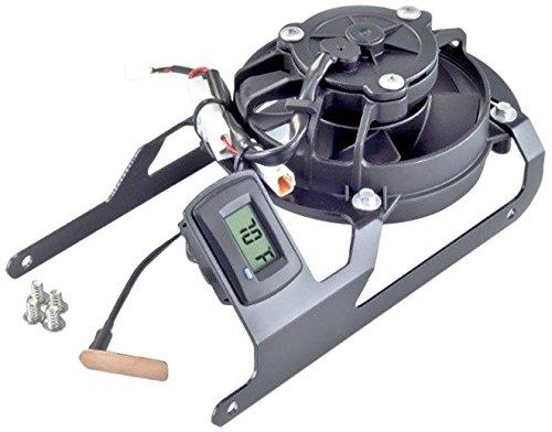 Trail Tech 732-FN1 TTV Temperature Switching Digital Radiator Fan Kit