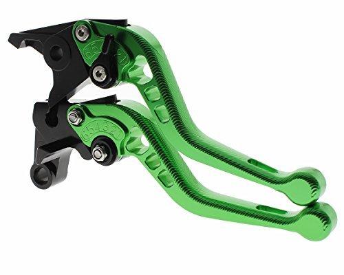 Rzmmotor Motorcycle 3D Texture Aluminum Short Brake Clutch Levers Fit for KAWASAKI ZX636RZX6RRZX6RR ZX10RZ1000VERSYS 1000ZZR600ZX9RZX12R