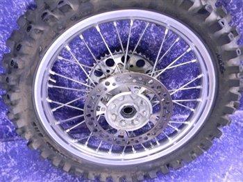 OEMDirtBikeParts Cr125 Wheel Rear OEM Hub Complete RIM 00 01 02 03 04 05 06 07