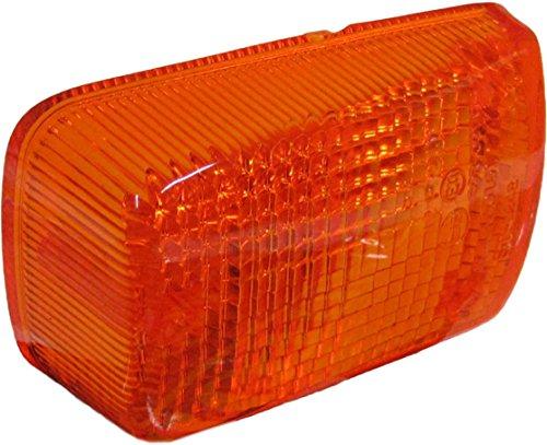 Suzuki GSX 750 F-L Indicator Lens Rear LH Amber 1990