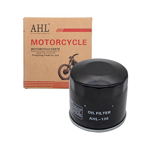 AHL 138 Oil Filter for Suzuki GSF1250 Bandit 1250 2009-2013 2015