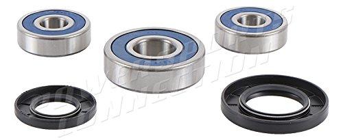 Connection PC15-1192--001 Rear Wheel Bearing for Suzuki GS 500 E 89 90 90 92 93 94 95 96 97 98 99 00 01 02 GS 500 E 04 05 06 07 08 09 GS 500 H 07 08 09 GSF 400 Bandit 91 92 93
