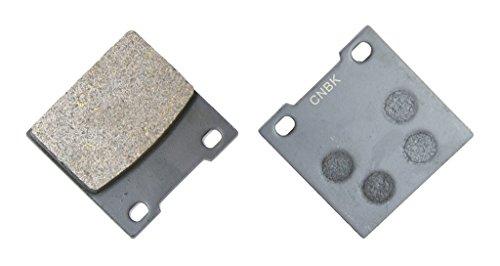 CNBK Front Right Brake Pad Resin for SUZUKI Street Bike GSX550 GSX 550 ES EF GN71D C039 1 2 84up 1984up 1 Pair2 Pads