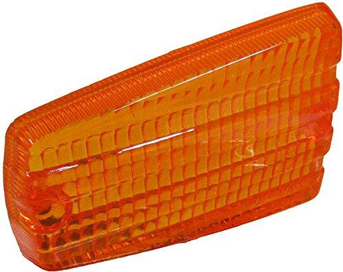Suzuki GSX 550 Indicator Lens Front LH Amber 1987