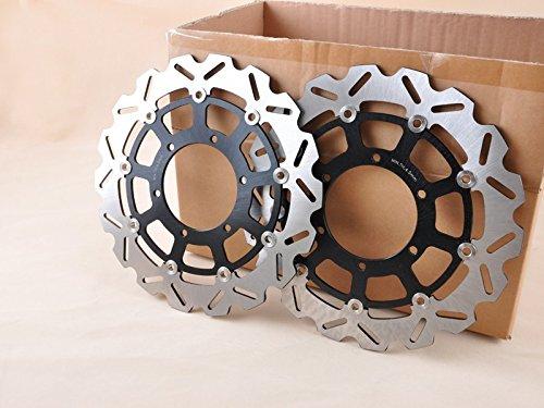GOWE Front Brake Disc Rotor For SUZUKI GSXR 600 08-09 GSXR 750 08-09 GSXR 1000 09-11 2009 2010 2011 MT110