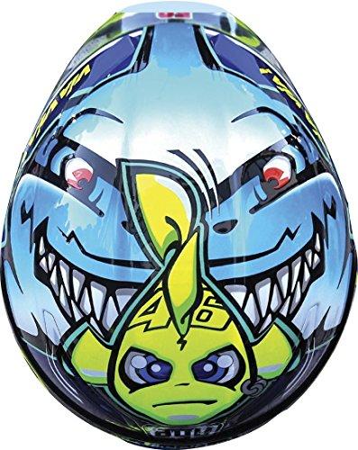 AGV Corsa Valentino Rossi VR46 Limited Edition Misano 2015 Shark Helmet XL