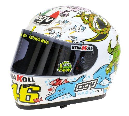AGV Valentino Rossi - World Champion Valencia MotoGP 2005 Replica Helmet