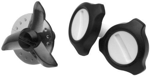 Cyber Helmets Helmet Visor Screw Set Black 640144