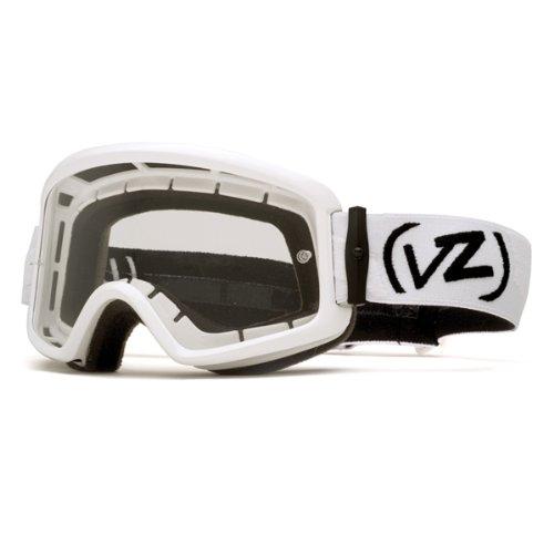 One Size Vonzipper Bushwick XT MX Adult Off-Road Motorcycle Goggles Eyewear Leopard Black w//Gradient Lens