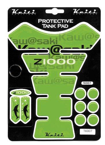 Keiti Tank Protector - Z1000 / Green Tk007