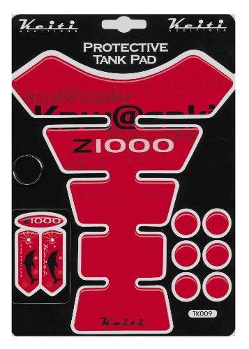 Keiti Tank Protector - Z1000 / Orange Tk009/tk009-r