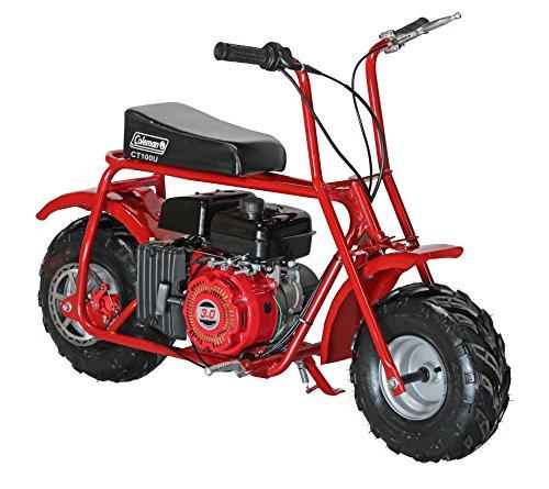 Coleman Powersports 98cc30HP CT100U Gas Powered Mini Trail Bike