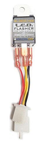 SOCALMOTOGEAR Pathfinder LED Flasher - Plug N Play for Honda GL1800F6B 2001-Current GL88T1