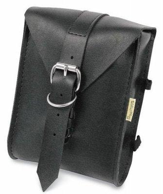 Willie Max Mini Sissy Bar Bag - Universal - Black - SBB421