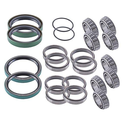 Polaris Sportsman  Worker front wheel bearings kit 335  400  500 1995 - 2004