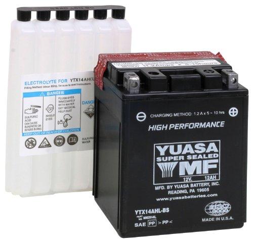 Yuasa YUAM62H4L YTX14AHL-BS Battery