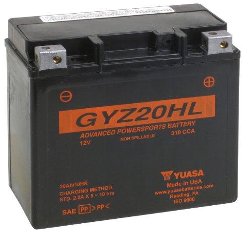 Yuasa YUAM720GH GYZ20HL Battery