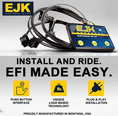 Kawasaki VN 1500 VN 1600 Fuel Injection Programmer 1999-2008 EJK 9120276