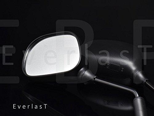 FynX Mirror Pair LeftRight Mirrors Kawasaki Super Sherpa KL250G 00-10