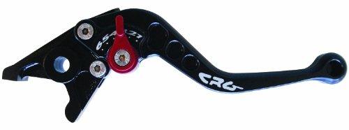 CRG AN-521-H-BB Black Short Billet Adjustable Brake Lever