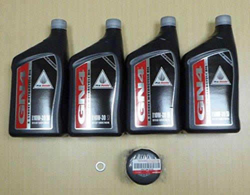New 2008-2015 Honda CBR 1000 CBR1000RR OE Oil Filter Service Tune-Up Kit