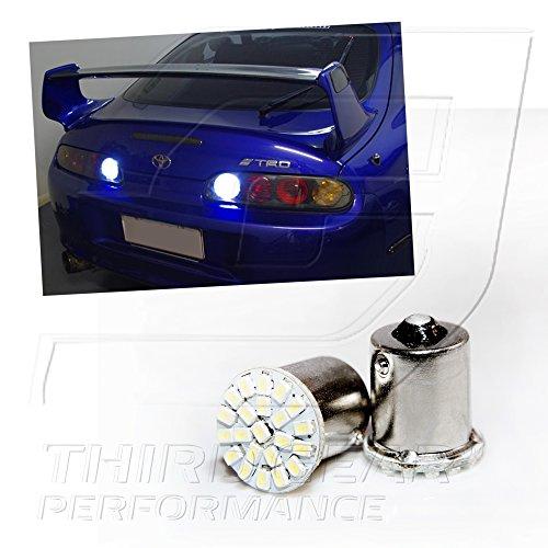 TGP 1156 White 22 LED SMD Reverse  Backup Light Bulbs Pair 1994-1999 Toyota Celica