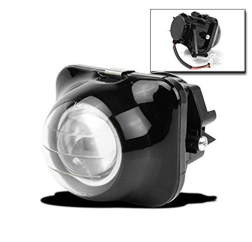 ZMAUTOPARTS Toyota Celica Bumper Fog Light Lamp JDM Chrome Driver Left Lh