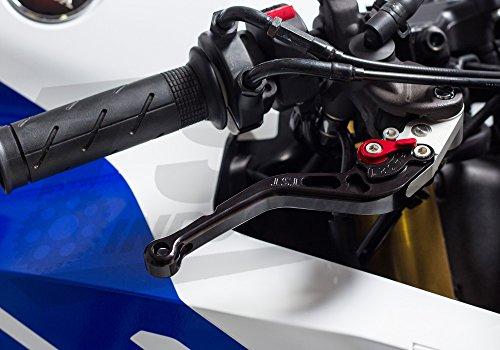 Suzuki GSXR 2005-2006 1000  2006-2009 600 750 Adjustable Racing Shorty Levers