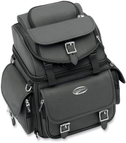 Saddlemen 3515-0118 Combination Back restSeatSissy Bar Bag