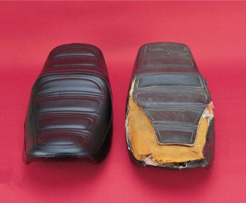 Saddlemen Seat Cover 2PC for Honda Magna V45 750CCD 94-03