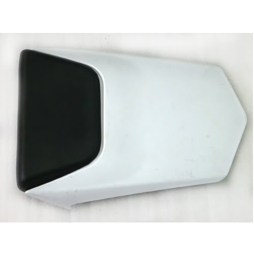 Wotefusi Motorcycle New Rear Tail Painted Passenger Seat Cowl Cover For Yamaha YZF1000 R1 2000-2001 White