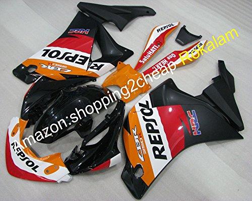 Hot SalesFor Honda fairing kits CBR 250R MC41 CBR250R 2011 2012 2013 2014 CBR 250 11 12 13 14 HRC Fairing body kits Injection molding