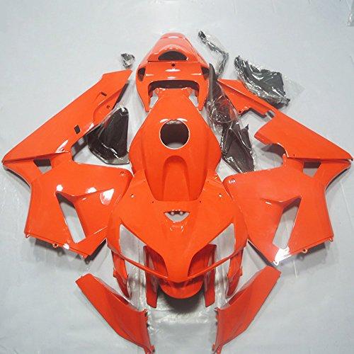 ZXMOTO Gloss Orange Fairing Kits for Honda CBR 600RR F5 2005 - 2006