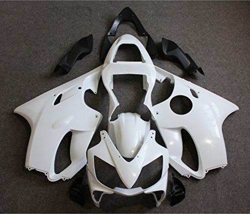 ZXMOTO Unpainted Fairing Kit for Honda CBR 600 RR F4i 2001 - 2003