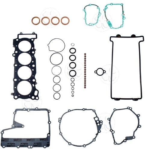 Engine Gasket Rebuild Kit - Honda CBR 900 RR 1992-1999 Engine Head Set Top End Fireblade 1993 1994 1995 1996 1997 1998