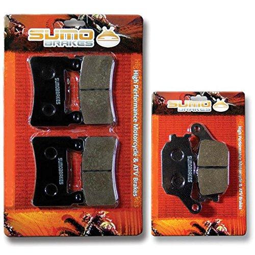 Sumo - Honda FR Brake Disc Pads CBR 600 F4 CBR 600 RR CBR 900 RR VTR 1000 SP