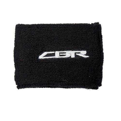 Honda CBR Black Brake Reservoir Sock Cover Fits CBR 600 1500 600RR 1500RR