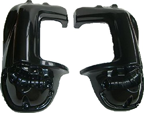 Non-Vented Leg Warmers Lower Fairings for 2005-up Harley Davidson FLHTCU FLHTK Trike and FLTRU models
