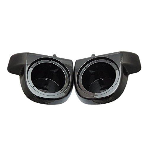 Vented Lower Fairing 65 Speaker Boxes Pods for Touring Electra FLTR 2014-2016
