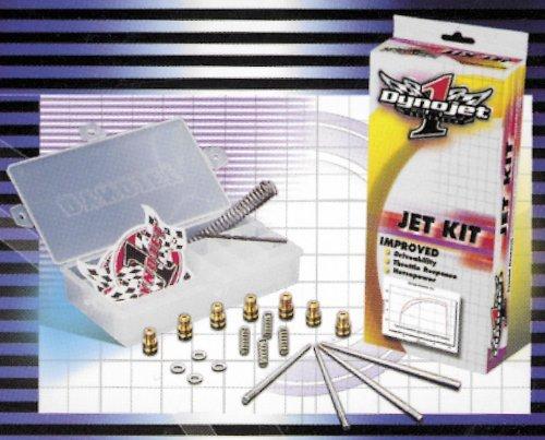 Dynojet Intake Performance Stage 1 Jet Kit for 1994-1996 Suzuki RF600 Motorcycl