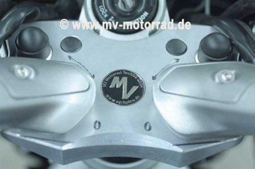 Verholen Yamaha FJR1300 2006-2013 Adjustable Handlebar Riser VER 4901-901440