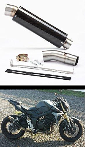 Suzuki GSR 750 Carbon GP Exhaust