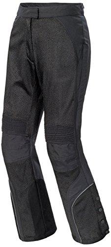 Joe Rocket Cleo Women's Mesh Motorcycle Riding Pants (black, Medium)