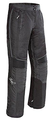 Joe Rocket Ladies Cleo Elite Mesh Motorcycle Pants Black Small