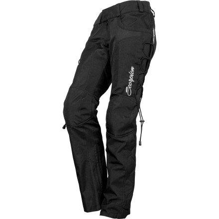 Scorpion Women's Savannah Ii Mesh Pants (medium) (black)