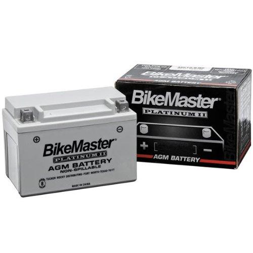 1990-1996 Kawasaki EN500A Vulcan Motorcycle AGM Platinum II Battery