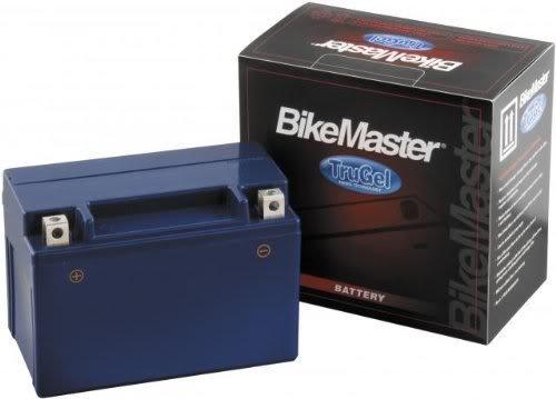 1990-1996 Kawasaki EN500A Vulcan Motorcycle Deep Cycle Gel Battery