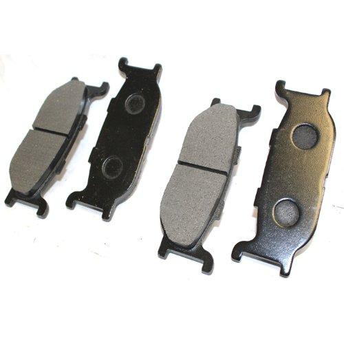 Caltric FRONT BRAKE Pads Fits YAMAHA V-STAR 650 CLASSIC XVS65 XVS 65 XVS650 XVS 650 2001-2010